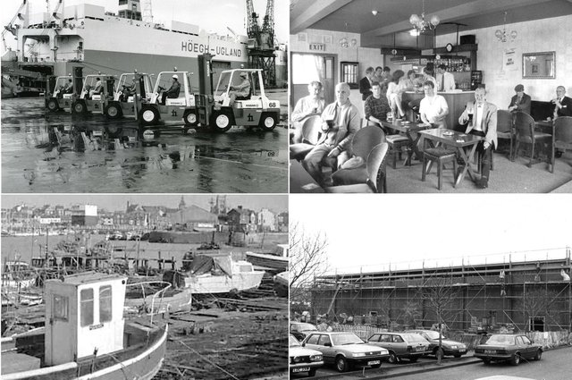 How many of these Hartlepool scenes do you remember?