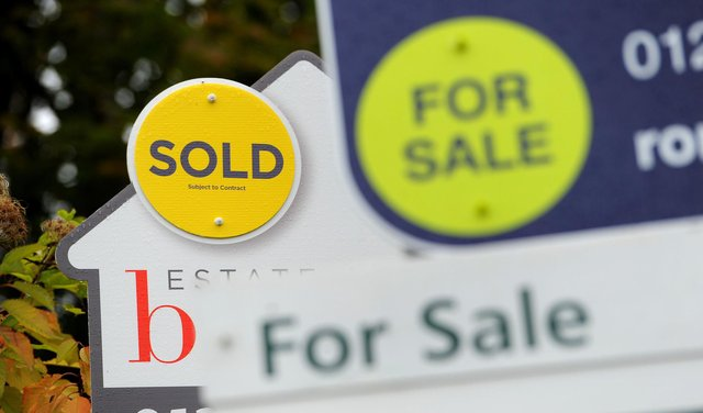 House prices dropped more than average for the North East in Hartlepool in March, new figures show.