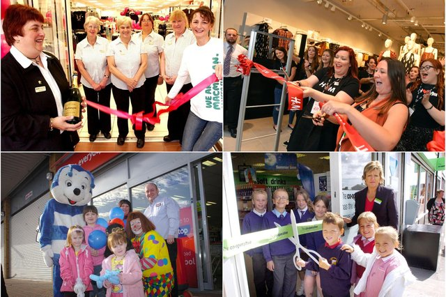 We have 9 big days at Hartlepool stores for you to reminisce on. See how many you remember.