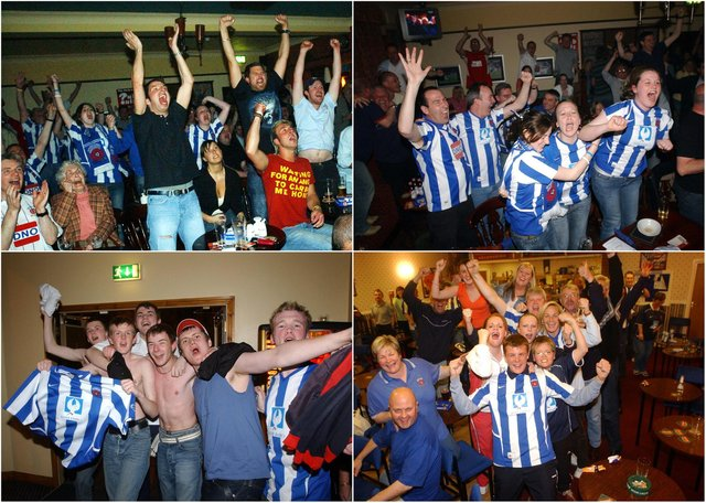 Looking back to Pools in the 2005 play-offs