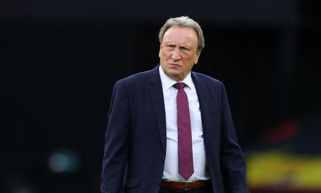 Middlesbrough manager Neil Warnock.