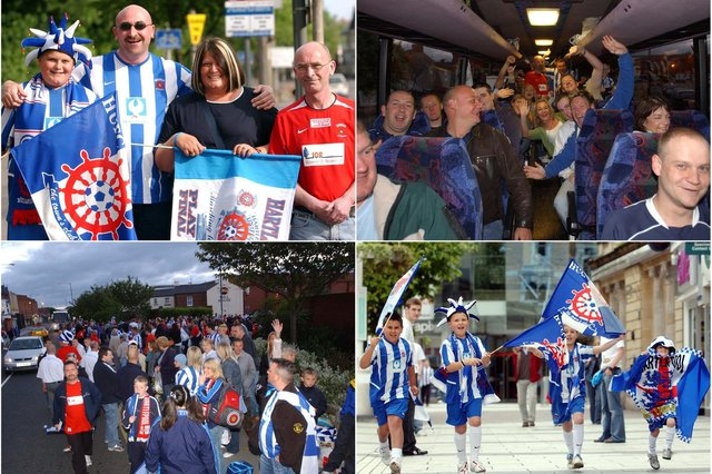 From 4am onwards, Pools fans began the journey to Cardiff in 2005. Were you among them?