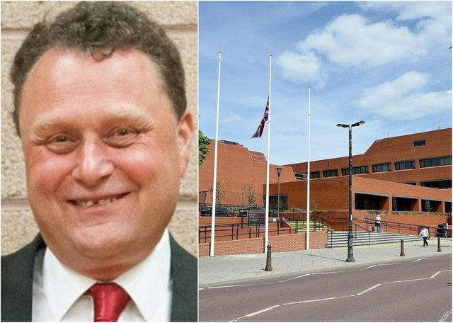 """Councillor Stephen Thomas told a Hartlepool Borough Council meeting that some town residents """"may never fully get over"""" the mental impact Covid-19 has had on their lives."""