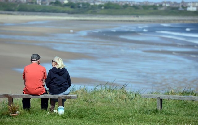 The North East has been told to expect unsettled weather in the weeks ahead.