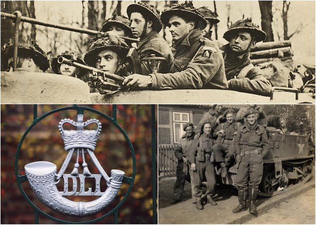 How DLI soldiers helped liberate the horrific Bergen-Belsen concentration camp 76 years ago today. Soldier pictures courtesy of Durham Records Office.