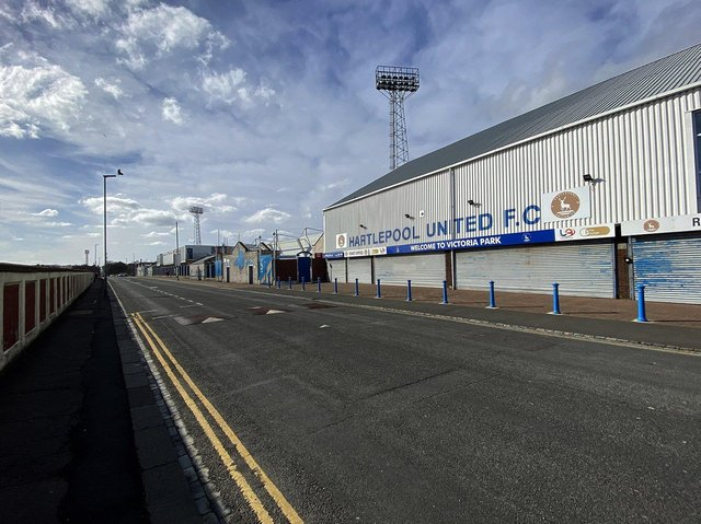 Hartlepool United are aiming to tackle mental health issues in sport.