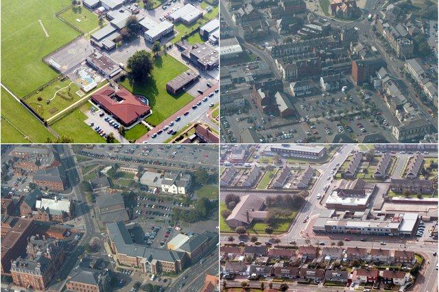 Retro scenes showing Hartlepool in 2008. Join us on a journey back in time.