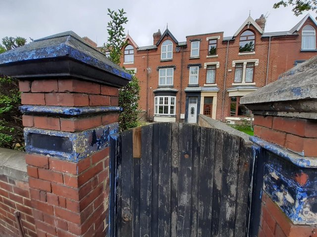 96 Elwick Road, Hartlepool, could become a house in multiple occupation.
