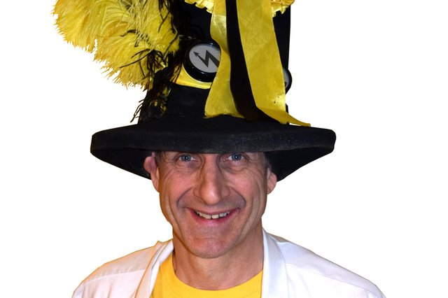 Nick Delves, also known as The Incredible Flying Brick, is the Official Monster Raving Loony Party's candidate in the May 6 Hartlepool by-election.