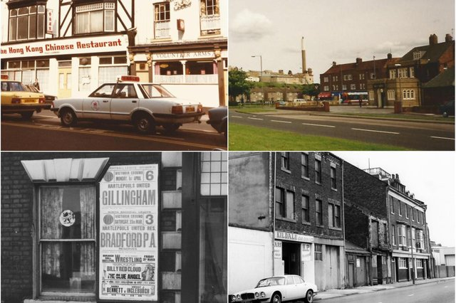 Which of these Hartlepool scenes brings back the most memories?