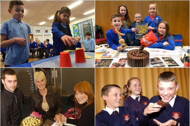 Take a look at our chocolate themed archive photos from Hartlepool and East Durham.