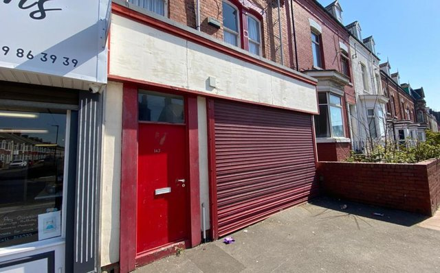 A new cooked seafood takeaway could open at this address in Hartlepool's Stockton Road.