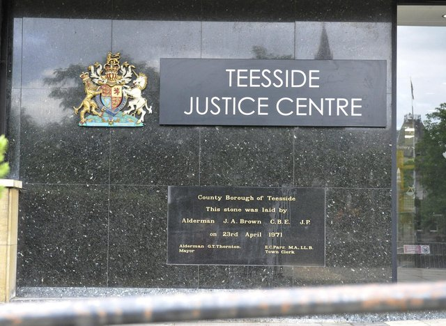The following cases were heard at Teesside Magistrates Court, in Middlesbrough. Picture by FRANK REID