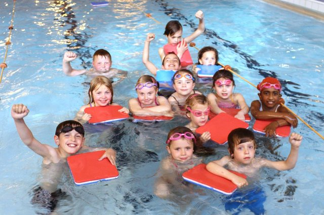 Free swimming for children under 16 are one of a number of initiatives run by the council's sport and recreation team under the Get Active Hartlepool banner.