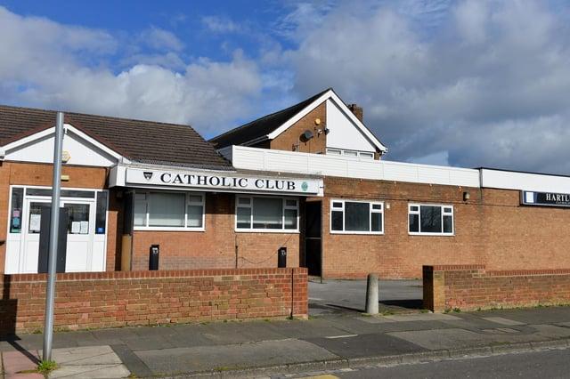 Hartlepool Catholic Club, in Marlowe Road, Hartlepool.