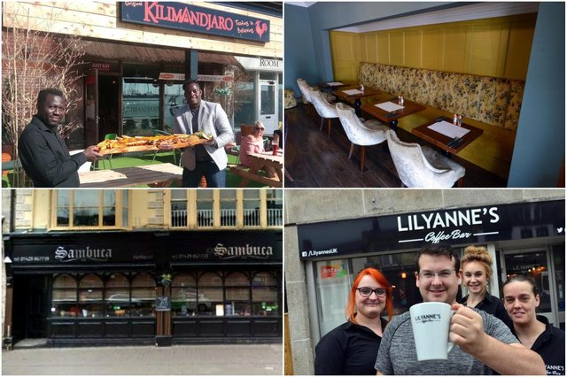 Cafes, pubs and restaurants are taking part in the scheme