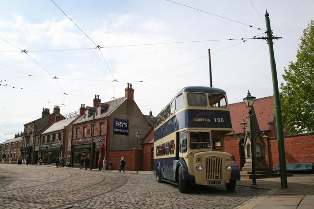 Beamish Museum's transport will be up and running again as the next stage of lockdown easing begins.