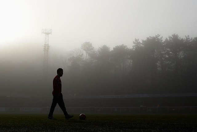 The Crabble Athletic Ground home of Dover Athletic  (Photo by Michael Regan/Getty Images)