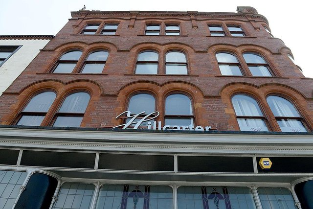 Hartlepool's former Hillcarter Hotel, in Church Street. Picture by FRANK REID.