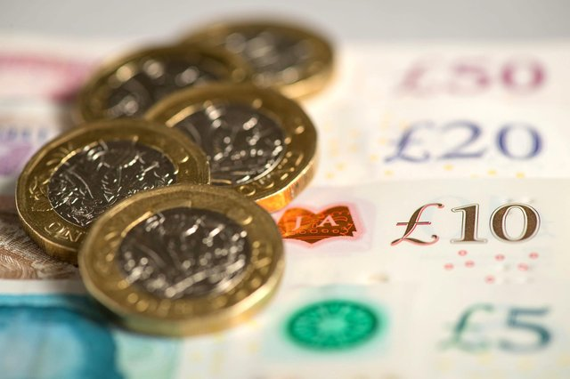 £3.8m in business support cash