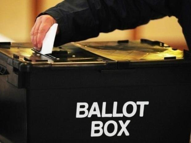 Voters have been issued with polling safety advice ahead of election day on May 6.