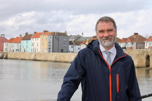 The Liberal Democrats's Andy Hagon is one of 16 candidates vying to become Hartlepool's next MP at the town's Parliamentary by-election on Thursday, May 6.