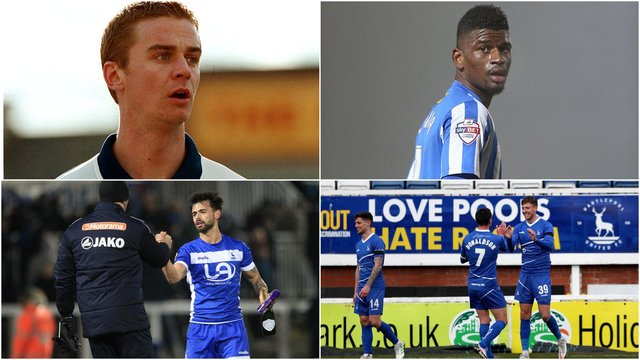 Hartlepool United's best short term loan signings in the past 25 years ranked from most to least recent.