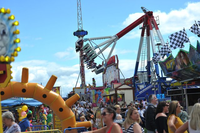 Murphy's Funfair will return to the Headland's Town Moor from July 29 to August 7.