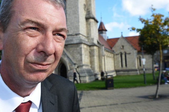Former Hartlepool MP Mike Hill denies sexual harassment and bullying allegations made against him at an ongoing tribunal.