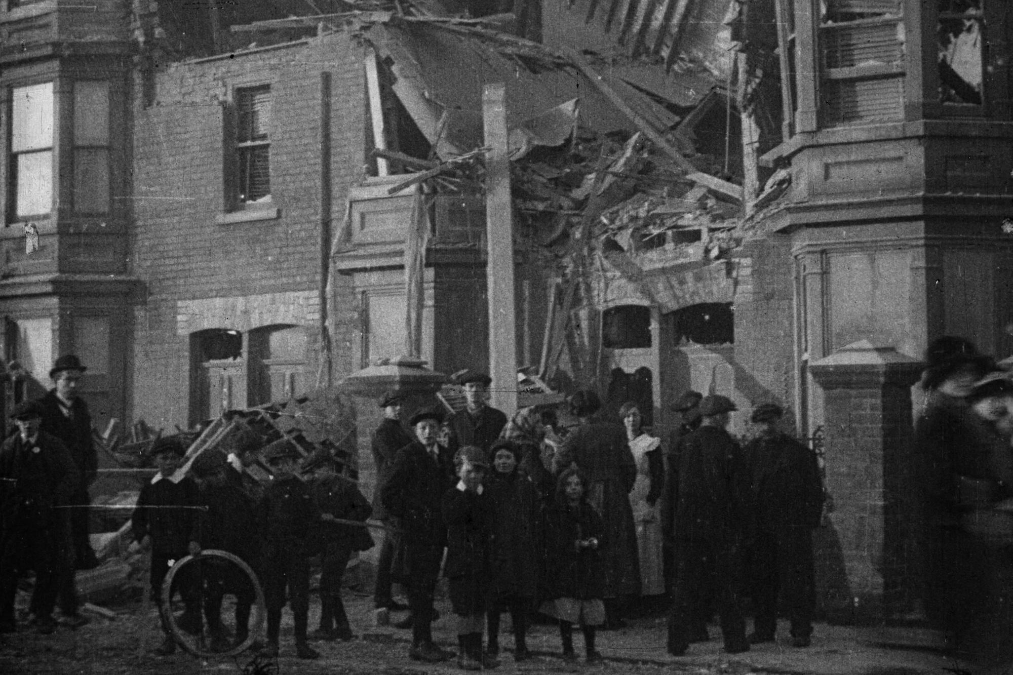 Fascinating footage of Hartlepool Bombardment unearthed from over 100 years ago